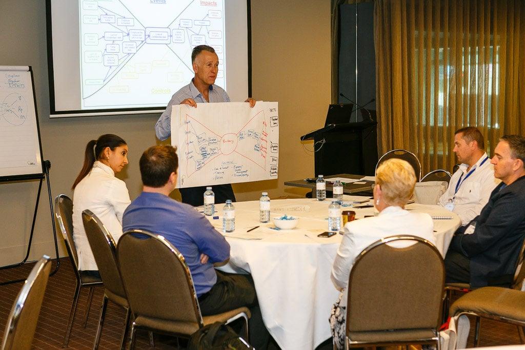 Jeremy Fisher, Senior Internal Audit, CITIC Pacific Mining